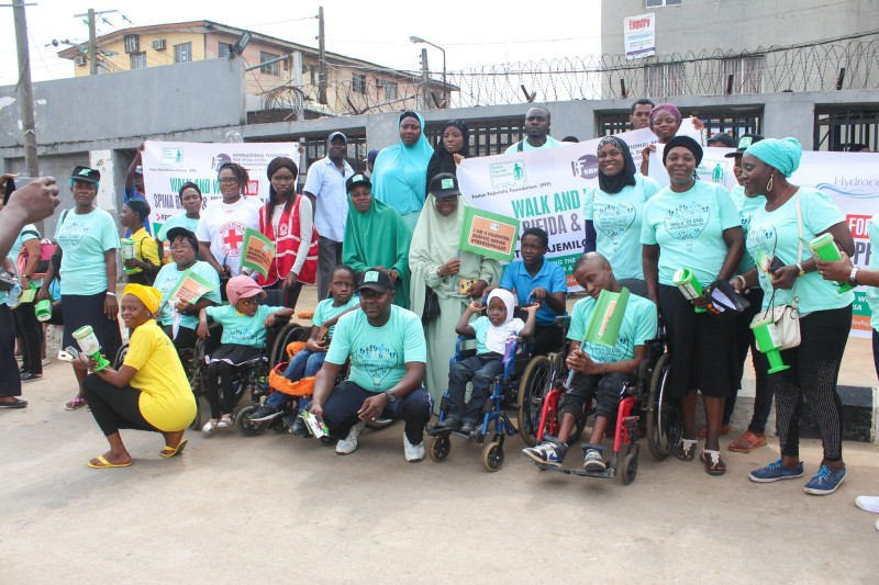 World Spina Bifida and Hydrocephalus Day 2019